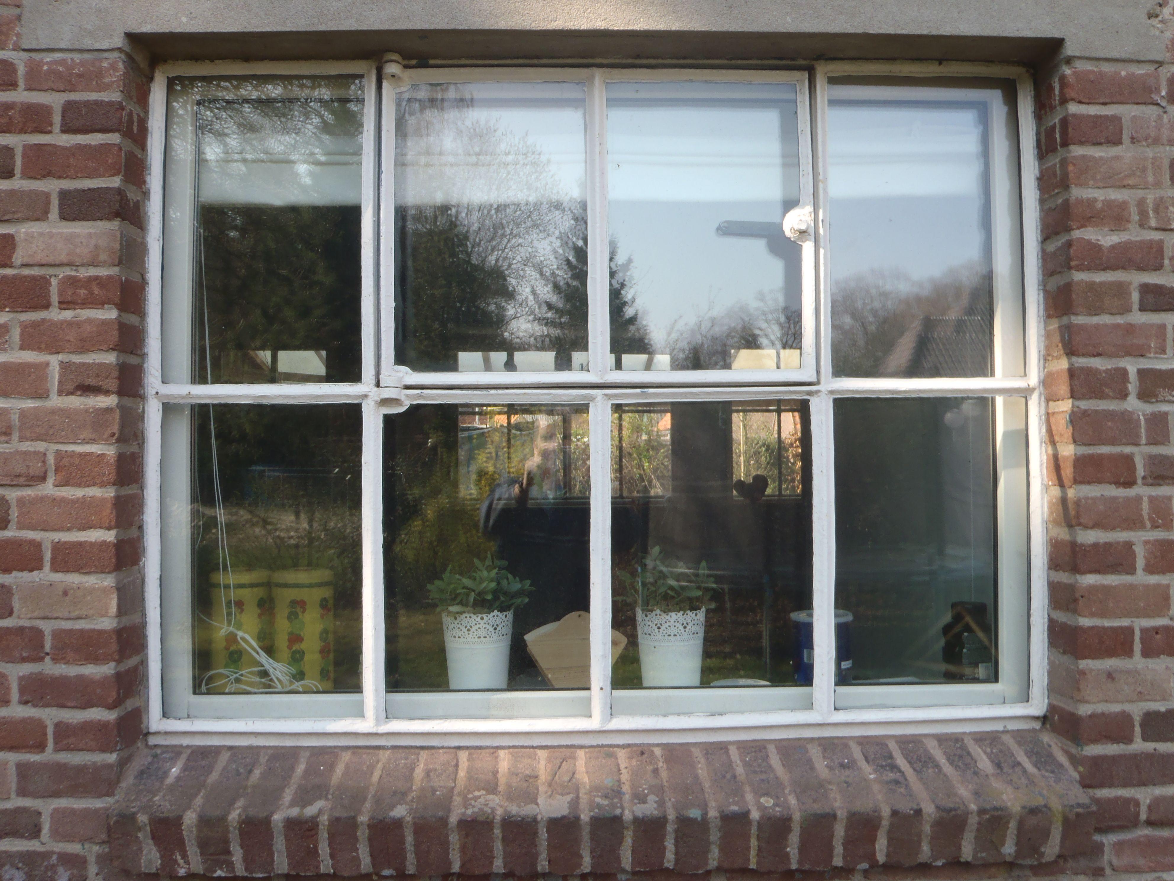 Buiten raam